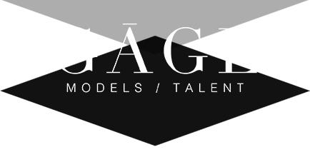 Gage Model and Talent Agency Logo